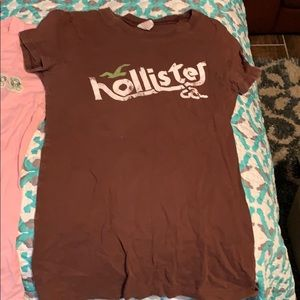 Hollister shirts lot of 2 size Medium M